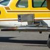 Cessna 210 Hagelflieger Detail