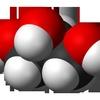 Glycerol 3D VdW