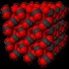 Carbon Dioxide Crystal 3D VdW