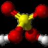 Sulfuric Acid Givan Et Al 1999 3D Balls